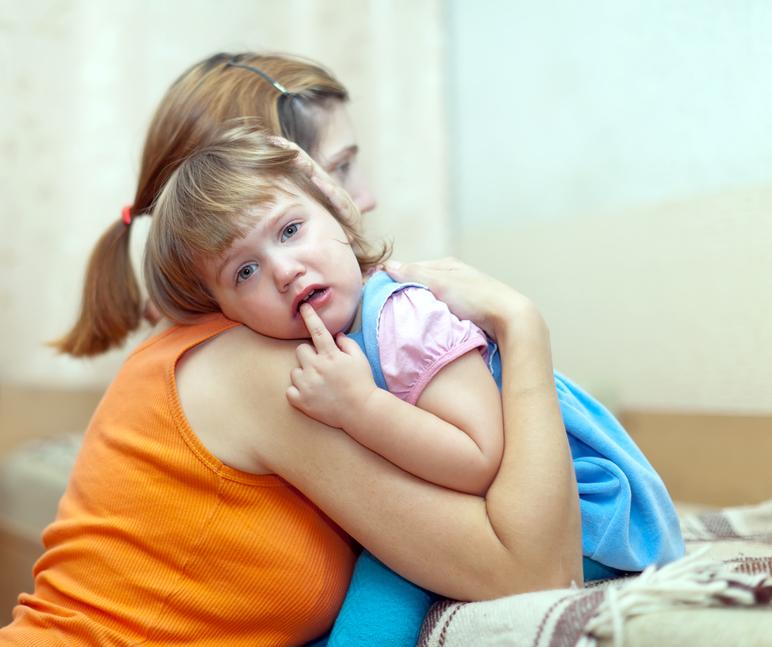 Как лечить испуг у ребенка в домашних условиях